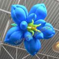Надувные цветы разных расцветок, диаметр 2 м. Быстрый монтаж, удобное хранение